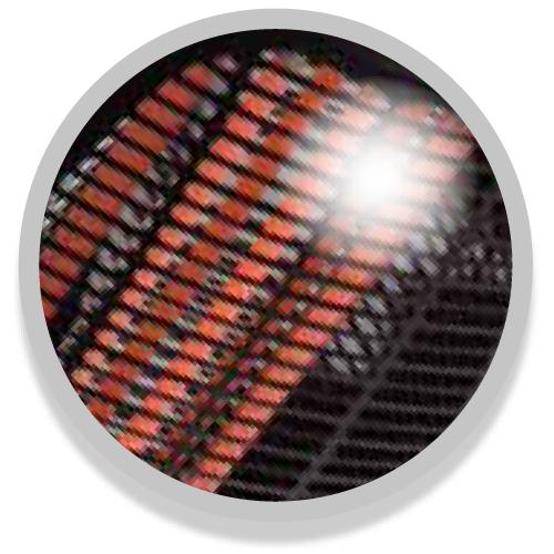 Premium Outdoor Sunred QUARTZ Heater