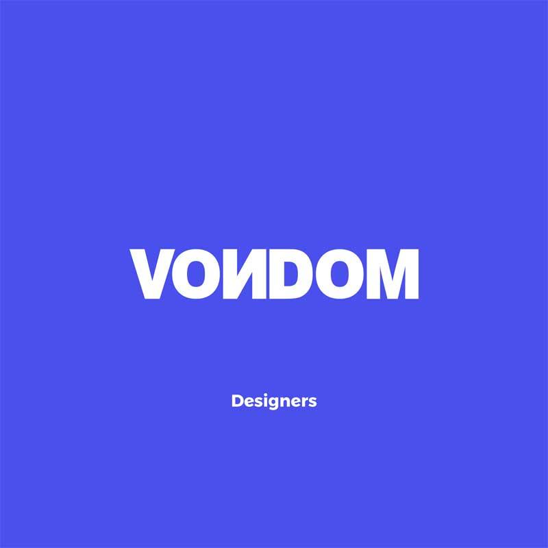 Premout Vondom Designers katalogs