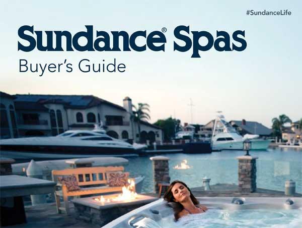 Sundance Spas buyers guide