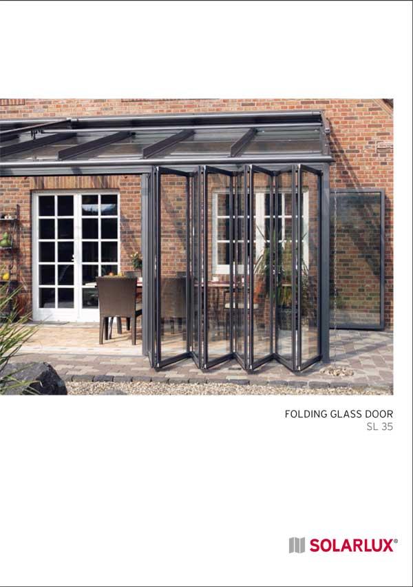 Premium Outdoor Solarlux salokāmās durvis